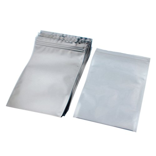 Various Anti Static Devices For Computers : Uxcell pcs cmx cm resealable anti static ziplock bags