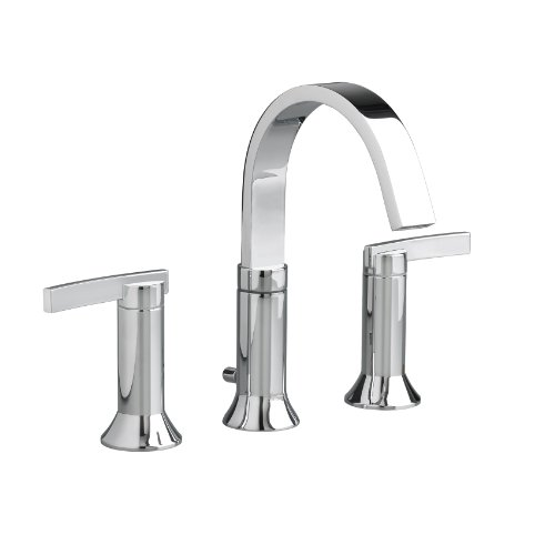 American Standard 7430.801.002 Berwick 2 Lever Handle Widespread Faucet, Polished Chrome (American Standard Faucet Nickel compare prices)