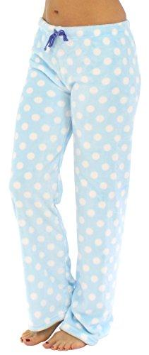 Pajama Drama Women's Sleepwear Fleece Pajama Pj Pant