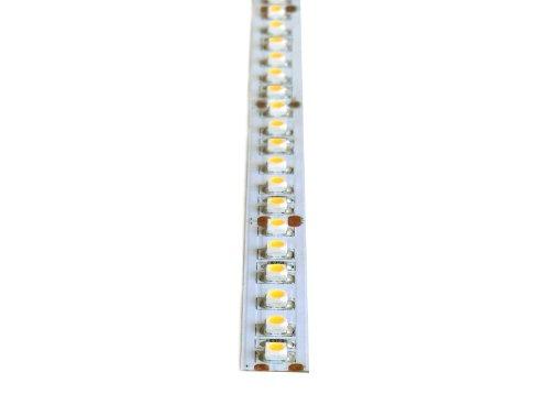 Ul Certified Led Flexible Strip: 4000K High Cri (90) Natural White 24 Volt W/ 3528 Leds - 16.4 Feet (5 Meters)