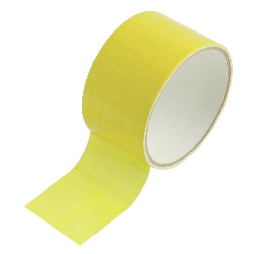 Neon Yellow Duct Tape - 10 Ft - Add A Little Color - Great For Arts And Crafts