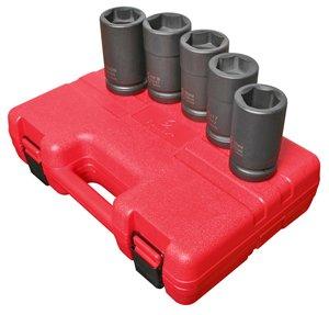 SK Tools 4519 6 Piece Impact Universal Adapter Set
