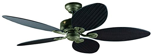 Hunter 23980 54-Inch Provencal Gold Bayview Ceiling Fan