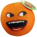 Annoying Orange 3 1/2 Inch Talking Plush Figure Laughing Orange