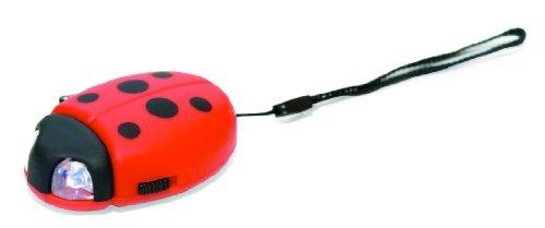 Kikkerland FL09-A Novelty Rechargeable Flashlight,