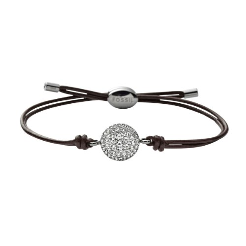 Fossil JF00117040 Iconic Leathers Stainless Steel Bracelet