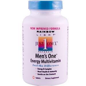 Men's One Energy Multivitamin  90 tablets