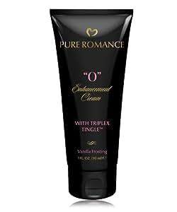 "Pure Romance ""O"" Vanilla Frosting"