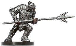 D & D Minis: Phalanx Soldier # 7 - Unhallowed - 1