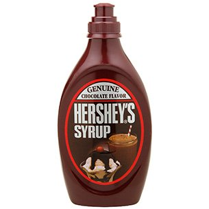 Hershey's Syrup Bank