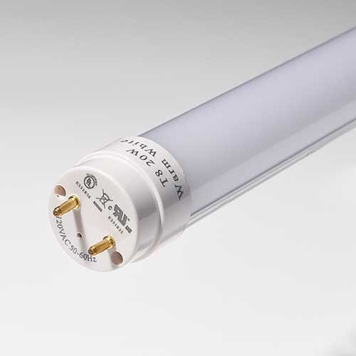 LEDwholesalers 20 Watt 4 foot T8 T12 LED Tube