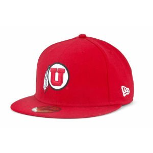 New Era Utah Utes 59FIFTY Cap by New Era