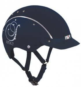 CASCO Reithelm SPIRIT, crystal
