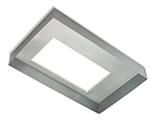 Broan LB36 36N Box Shape Hood Liner for PM250 and PM390 Inserts, 36-Inch