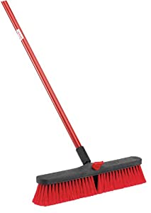 "Libman 18"" Multi-Surface Push Broom"