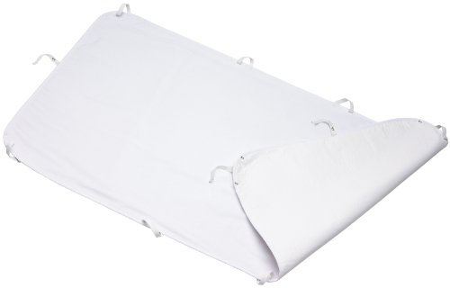 "Summer Infant Ultimate Crib Sheet, 52"" x 28"""