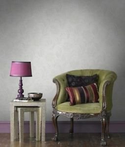Graham and Brown Jacquard floral Wallpaper - Crea by New A-Brend