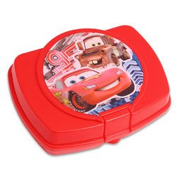 Cars Disney Pixar Sandwich Box
