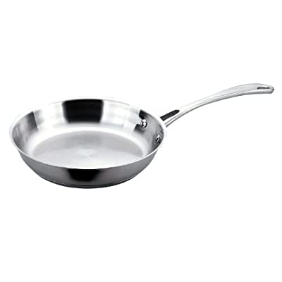 """BergHOFF Earthchef Professional 8"""" Copper-Clad Fry Pan"""