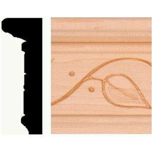 Decorative Hardwood Chair Rail