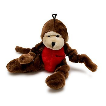 Petmate 291151 Stretchies Monkey Toy, Large front-271978