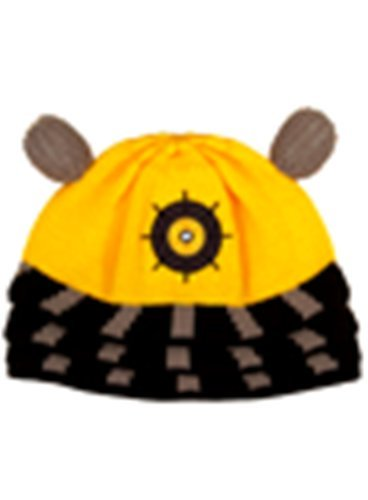 Doctor Who Yellow Dalek Beanie by elope