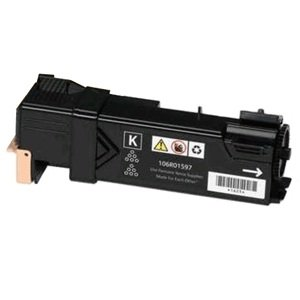 Speedy Inks - Compatible Xerox 106R01597 Black Laser Toner Cartridge for Phaser 6500, WorkCentre 6505 Printers