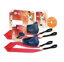 EA Sports Active Bundle with 2 Workout Kits - Wii at Amazon.com