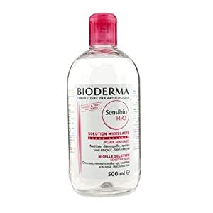 Bioderma Sensibio H2O micelle solution 500 ml.