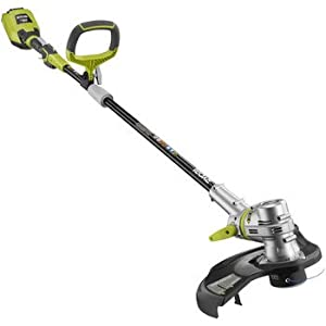 Ryobi Reconditioned 40-Volt Lithium-Ion Cordless String Trimmer/Edger