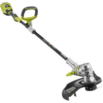 Ryobi Ry40210 Electric 40V Cordless String Power Grass Weed Trimmer Edger Cutter