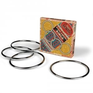Ridley's Magic Linking Rings Tricks