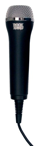 Rock Band Microphone For Wii/Xbox 360/Ps3