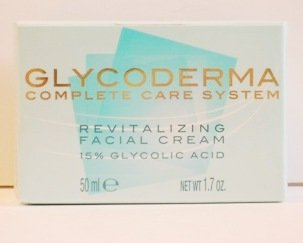 Glycoderma Complete Care System Revitalizing Facial Cream (15% Glycolic Acid)