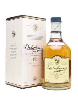 Dalwhinnie 15 year old Single Malt Scotch Whisky 70cl Bottle