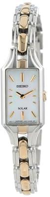 Seiko Womens SUP164 Dress-Solar Classic  Watch