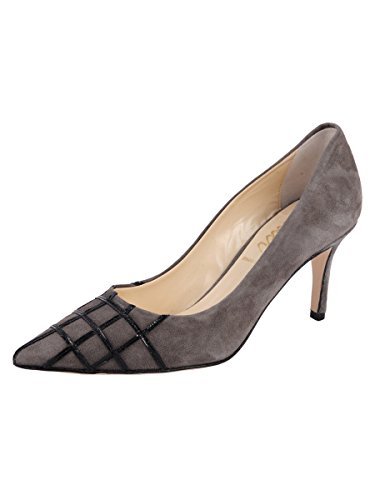 Butter Shoes Womens Deter Pumps 10 Charcoal/Black (Butter Shoes For Women compare prices)