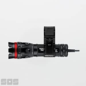 Nebo 5630 Protec Redline 220 Lumens LED Flashlight by Nebo