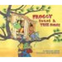Froggy Builds a Tree House by London, Jonathan [Viking Juvenile, 2011] Hardcover [Hardcover] (Froggy Builds A Tree House compare prices)