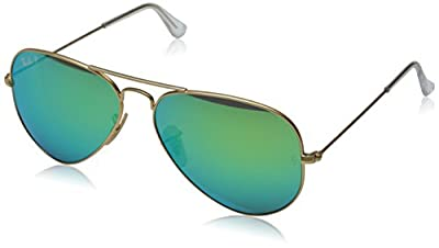 Ray-Ban RB3025 - Aviator Large Metal Sunglasses