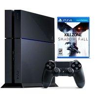 Sony Entertainment PlayStation 4 500 GB Console with Killzone: Shadow Fall (KT-10034-KZ)