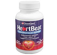Heartbeat Cardiovascular Support - Dreamquest Nutraceuticals - 90 - Tablet