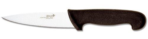 Deglon 6372014-C Couteau Désosseur Large Surclass Noir 14 cm