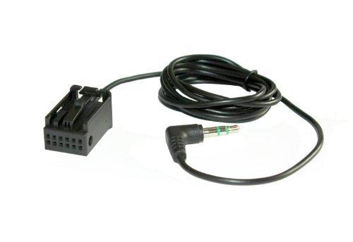 AX0098P-AUX-IN-Adapter-fr-BMW-3er-E90E91-5er-E60E61-mit-OEM-Radio-NAVI-PROFESSIONAL