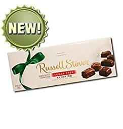 Russell Stover Sugar Free Assorted Chocolate, 8.25-ounce Box