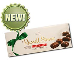 Sugar Free Chocolate Candy Assortment, 8.25 oz. box (Russell Stover Assorted Creams compare prices)