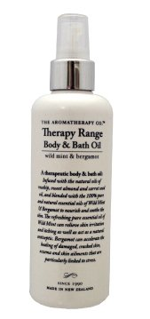 ボディ&バスオイル 180ml 9420005325037 The Aromatherapy Company Therapy Range