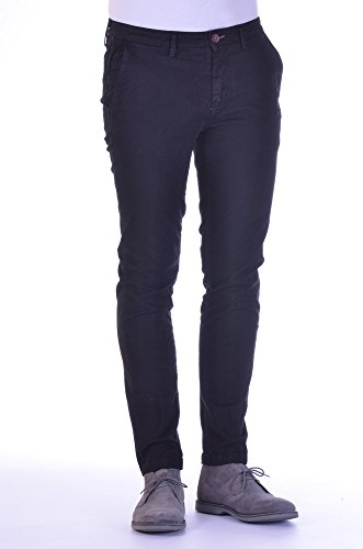 Yan Simmon - Pantalone Uomo Slim Nero 54