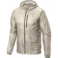 Mountain Hardwear Ghost Lite Men's Jacket (Stone / Alpin Orange)