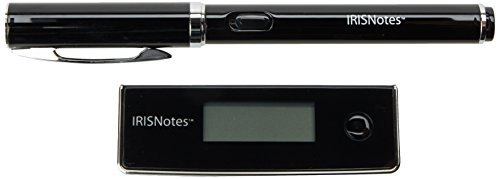 IRISNotes 2 Executive Digital Pen Scanner for iPhone, iPad and iPod Touch